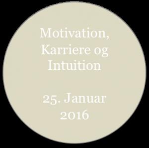 motivation og karriere